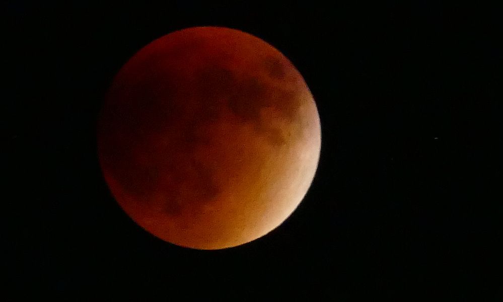The Blood Supermoon: Astronomical Phenomenon or Apocalypse?