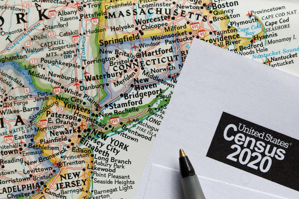 FAQs about the 2020 US Census