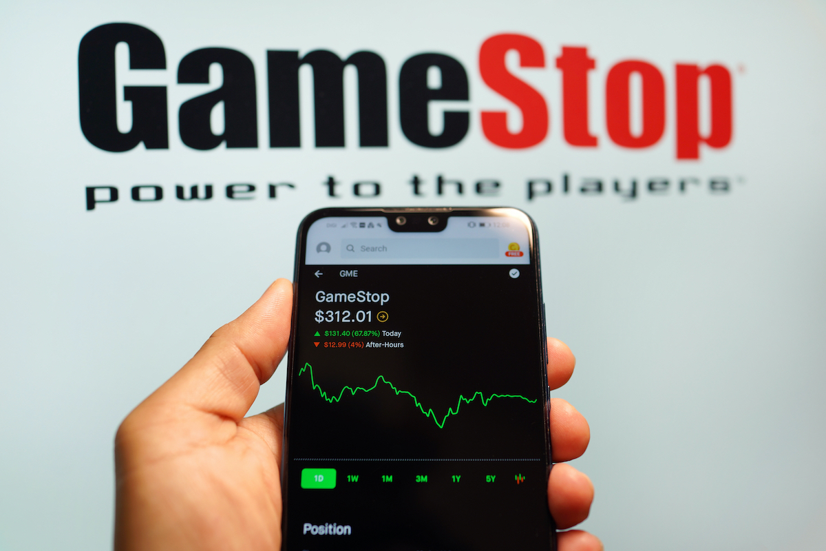 Investment News: What Is Happening With GameStop Stocks?